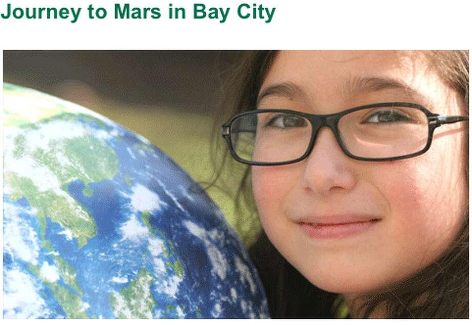 Delta College Planetarium Journey to Mars