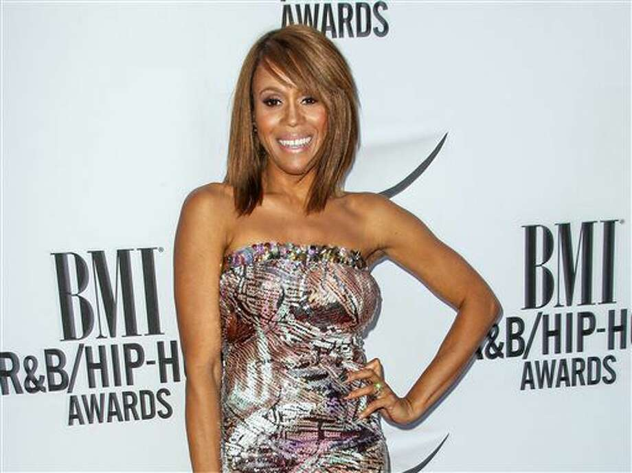 """FILE - In this Aug. 28, 2015 file photo, Deborah Cox attends the 2015 BMI R&B/Hip-Hop Awards in Beverly Hills, Calif. Lifetime TV's """"The Balancing Act"""" will feature several Broadway productions this summer, including a visit to Cox who is on tour with """"The Bodyguard."""" """"The Balancing Act"""" launchs its third season Aug. 8. (Photo by Paul A. Hebert/Invision/AP, File) Photo: Paul A. Hebert"""