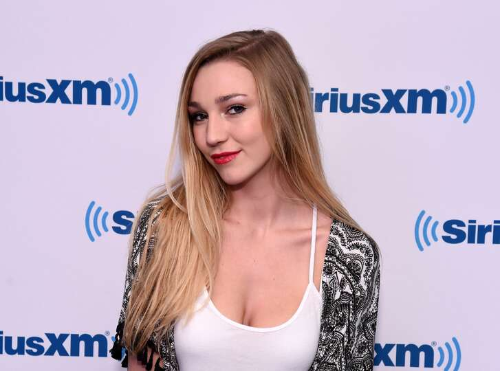 NEW YORK, NY - MARCH 25:  Kendra Sunderland visits the SiriusXM Studios on March 25, 2015 in New York City.  (Photo by Ilya S. Savenok/Getty Images)