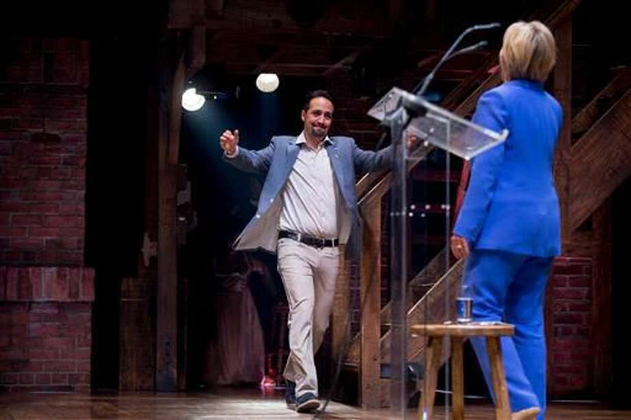 The Latest: Clinton to address nation's divisions in Ill.