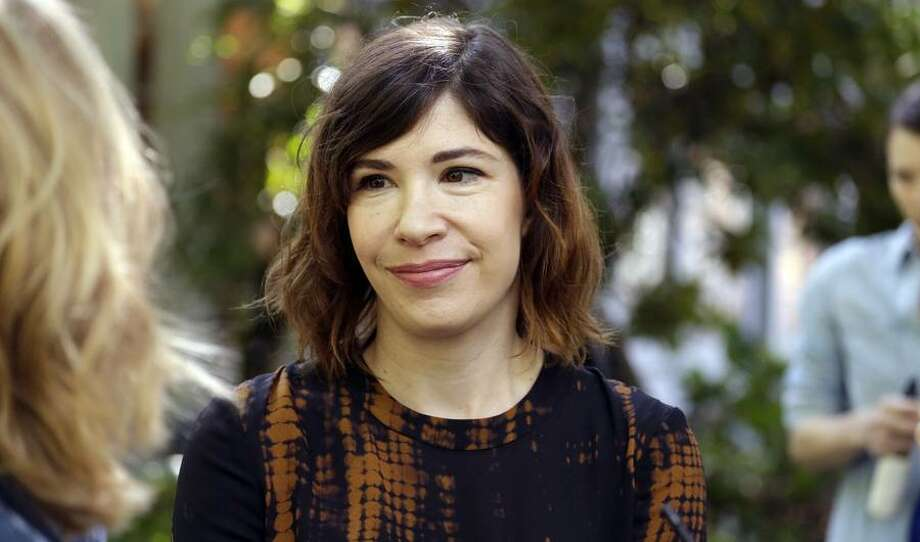 CARRIE BROWNSTEIN (Portlandia) - Continues to charm and amaze with her immense repertoire of characters.
