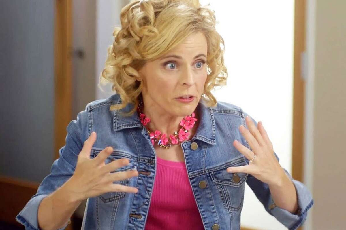 MARIA BAMFORD (Lady Dynamite) - What a wacky concept. What strange execution. What an enchanting performance. If you've long loved Bamford's comedy as I have, she will win you over anew as ..... Maria Bamford.