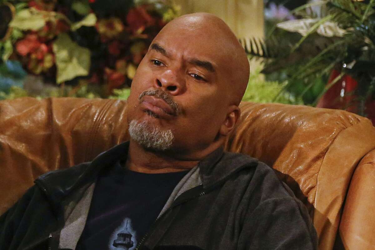DAVID ALAN GRIER (The Carmichael Show) - The veteran comic wears this role like a comfortable old sweater.