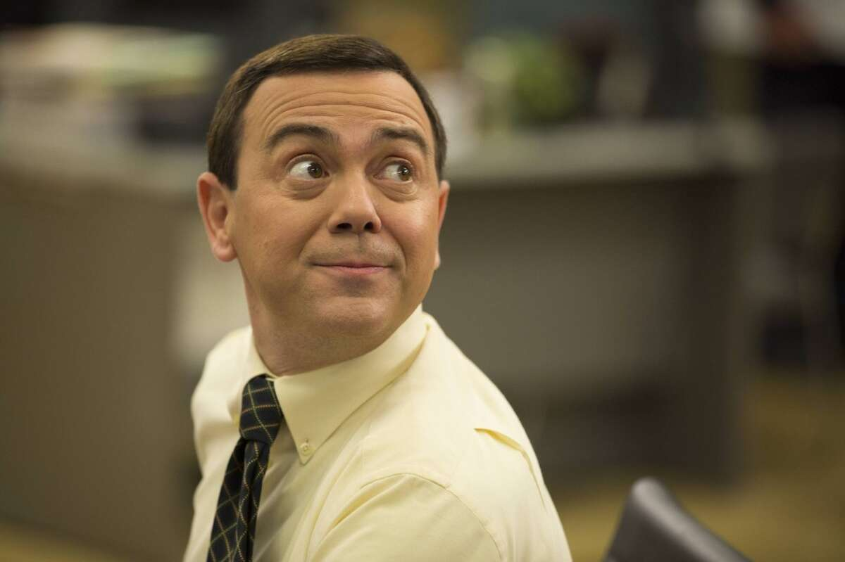 JOE LO TRUGLIO (Brooklyn Nine-Nine) - Yes, Andre Braugher is the shining star of this show, but Lo Truglio is flat-out funny and fantastic, too. There is no one else like Charles Boyle on television and that's all Lo Truglio.
