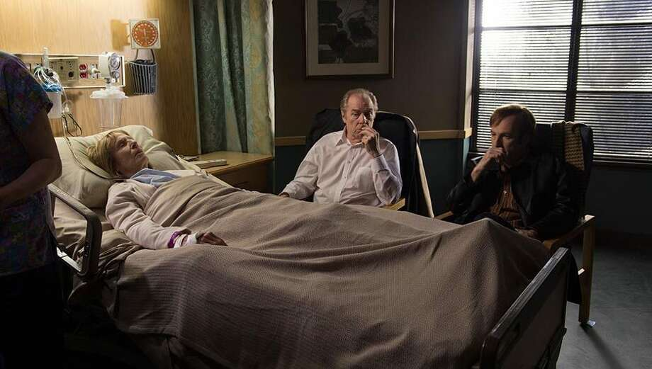 "BETTER CALL SAUL - Season one was great. Season two just hit a fantastic stride and emerged from under the shadow of ""Breaking Bad"" (Even as it brought on many of that show's familiar faces)."