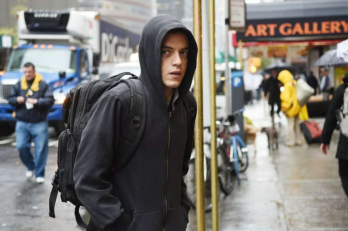 RAMI MALEK (Mr. Robot) - What more can be said about this seemingly out-of-nowhere phenomenon? Mesmerizing, charismatic, profoundly sad.