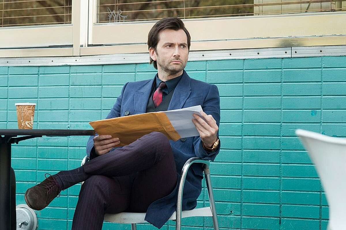 DAVID TENNANT (Jessica Jones) - One of TV's ultimate, all-time villains.