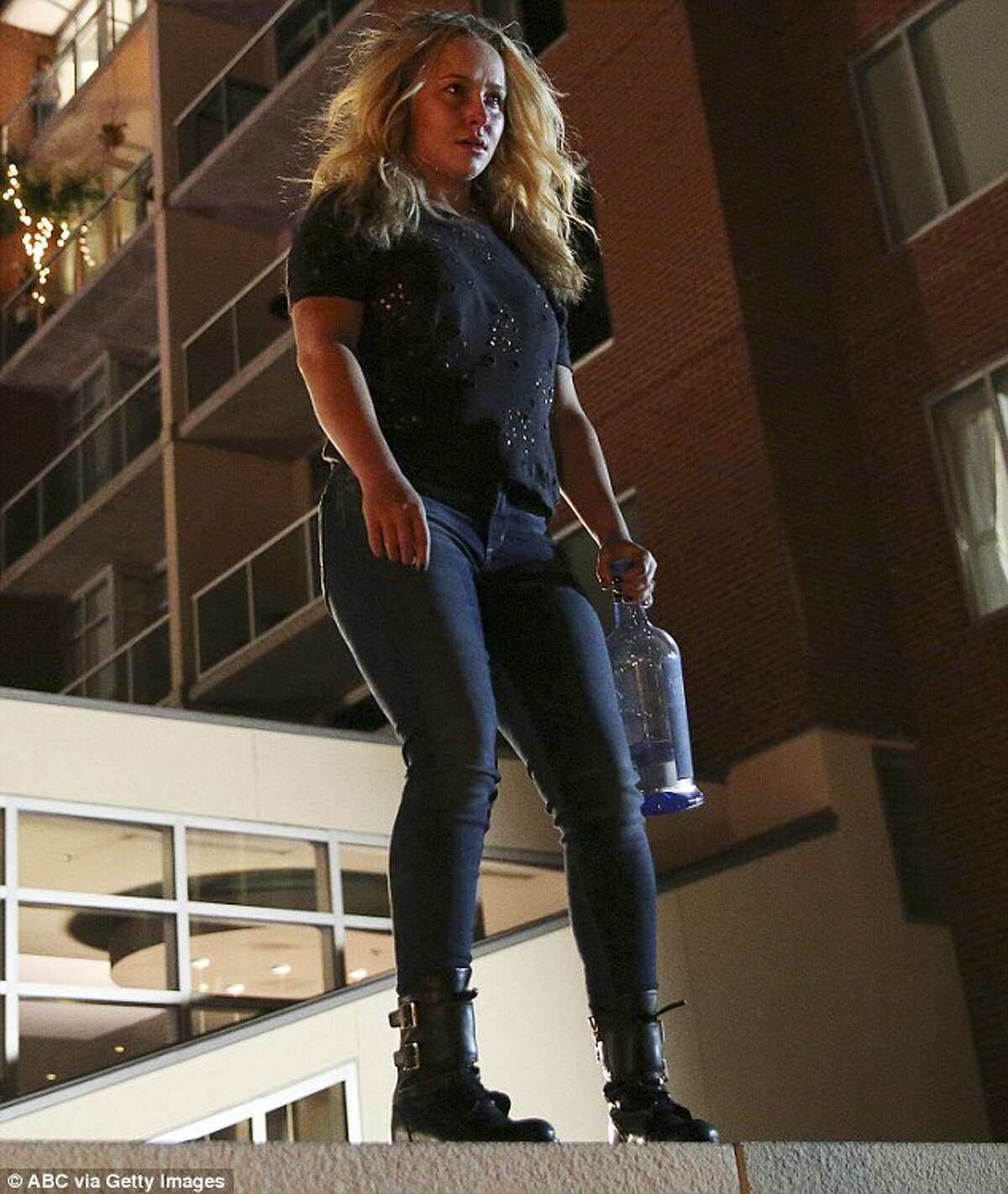 HAYDEN PANETTIERE (Nashville) - The cancelled-and-rescued musical drama may have seen better days, but the always stellar Panettiere continues to amaze, even as she mined her own personal life to inform the character's this year.