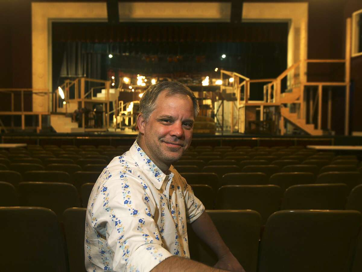 George Green, CEO of The Public, says creating new work is an important part of a regional theater's mission.