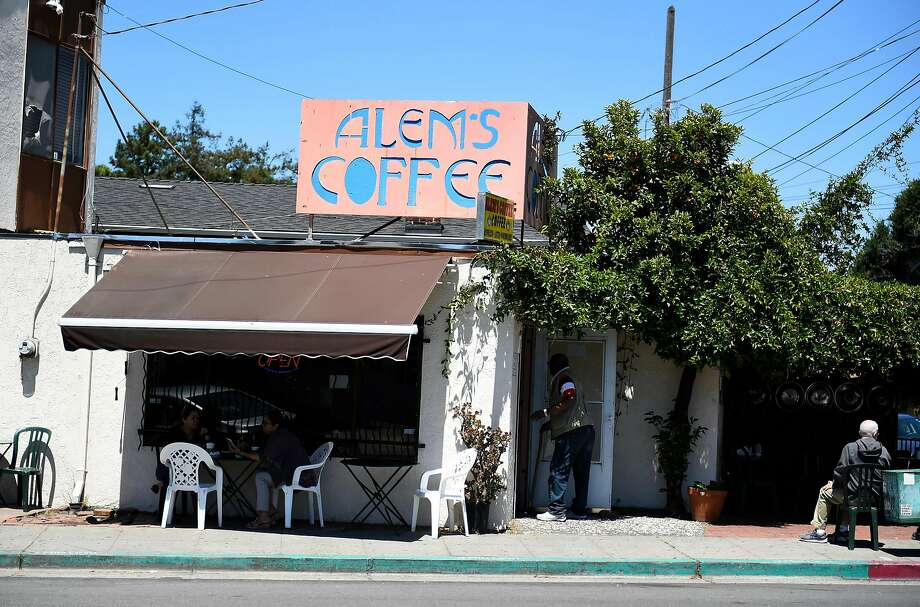 Alem's Coffee in Oakland, California. Photo: Michael Noble Jr., The Chronicle