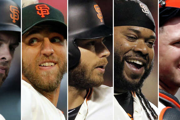 Brandon Belt, Madison Bumgarner, Brandon Crawford, Johnny Cueto and Buster Posey: Who has been Giants' most valuable player so far this season?
