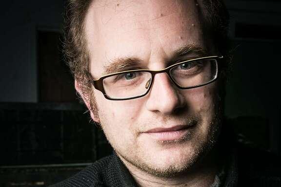 Playwright Jonathan Spector.
