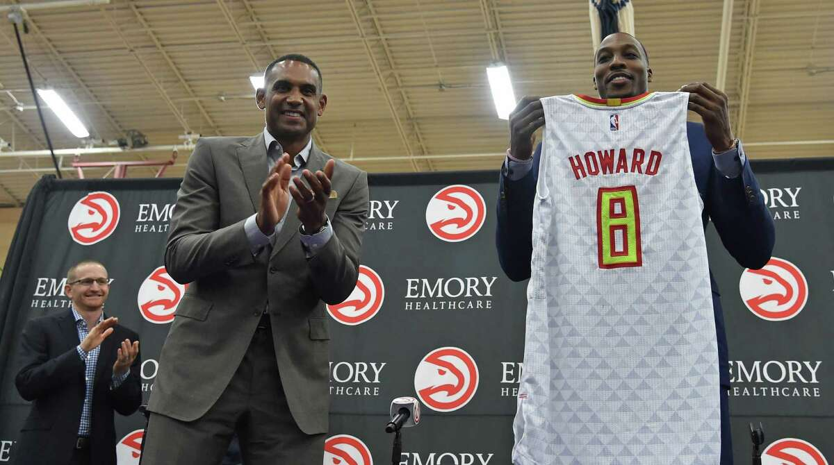 Dwight Howard's return: Feb. 2 After three years in Houston, he opted out of his contract and signed with his hometown Atlanta Hawks. It'll be interesting to see the reception Howard gets after what many dubbed an underachieving run as a Rocket.
