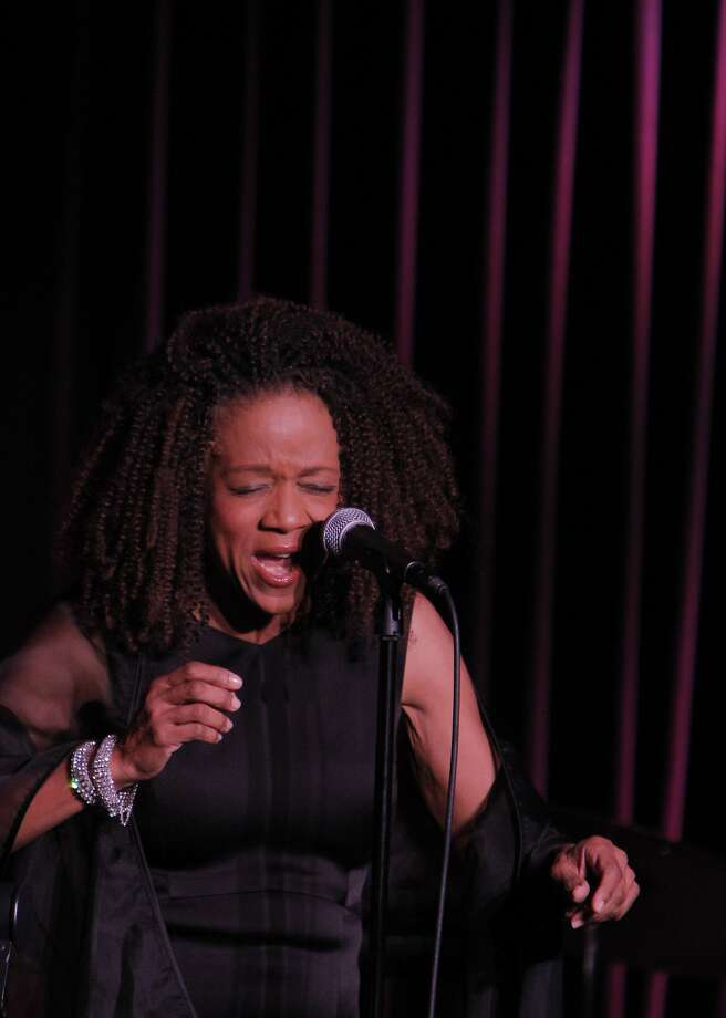 Jazz singer Paula West will perform as part of the Great Americas  Songbook series at SFJazz. Photo: Carlos Avila Gonzalez, The Chronicle