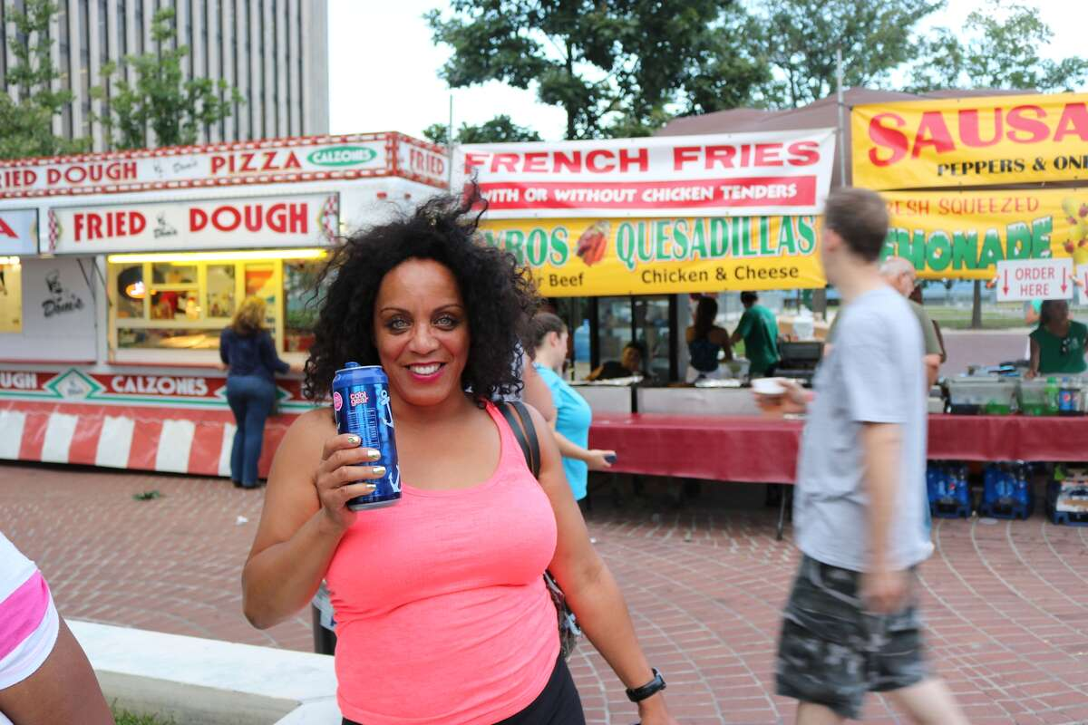 Were you Seen at the Blood, Sweat & Tears concert with opening act Super 400 at the Empire State Plaza in Albany onWednesday, July 13, 2016?