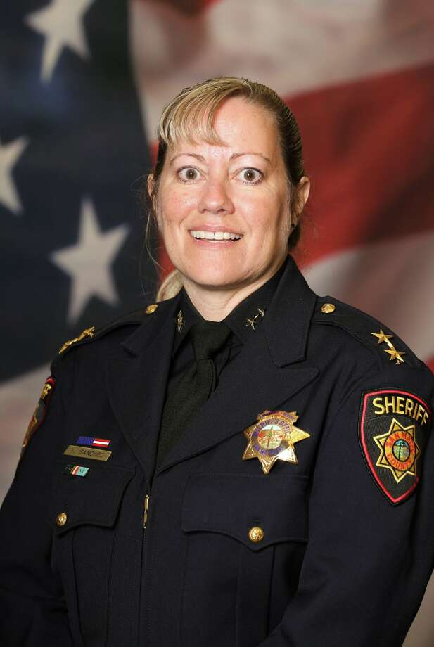 San Mateo County Assistant Sheriff Trisha Sanchez was appointed undersheriff, effective on July 17, 2016. Photo: San Mateo County Sheriff's Office / San Mateo County Sheriff's Office
