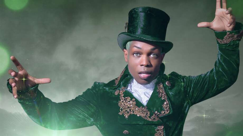 """Todrick Hall is bringing his """"Straight Outta Oz"""" tour to the Tobin Center for the Performing Arts. Photo: Courtesy Photo"""