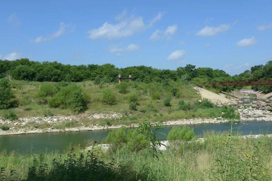 Some stretches of the Mission Reach of the San Antonio River will be included in a prescribed burn Tuesday.