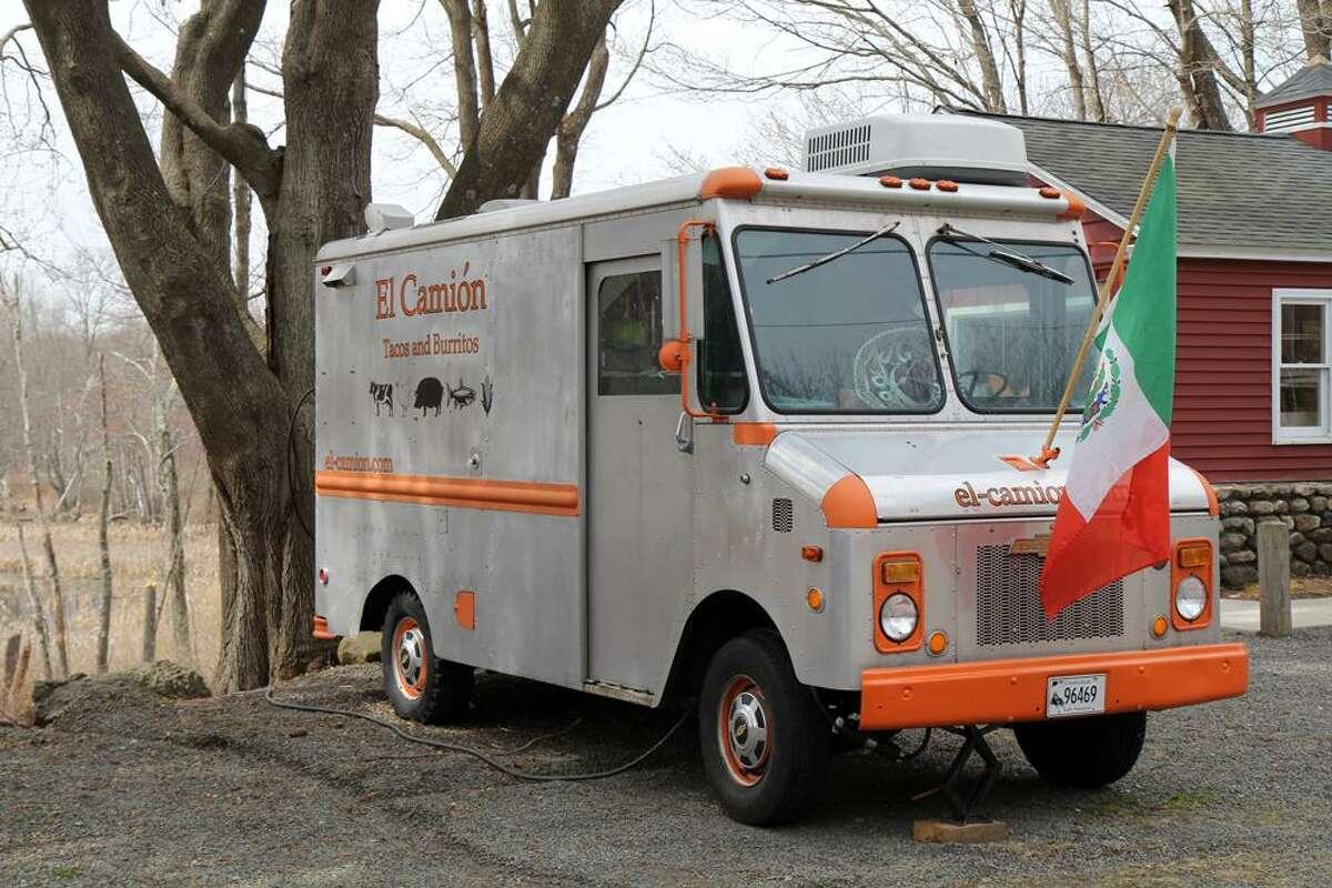 El Camion (The Truck) is a road side Mexican food truck that serves up tacos, including fish tacos and sweet potato tacos. El Camión, Woodbury Litchfield County Sayulita, Glastonbury Hartford County Rio Salado, Mystic New London County