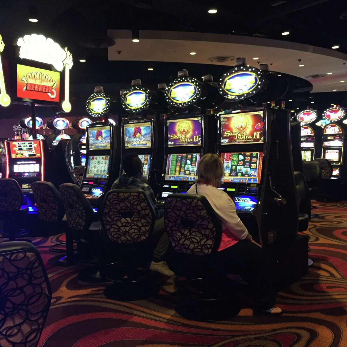 Casino/Gambling - Kickpaoo Lucky Eagle Casino Hotel Coushatta Casino Restaurant Golden Nugget Hotel & Casino
