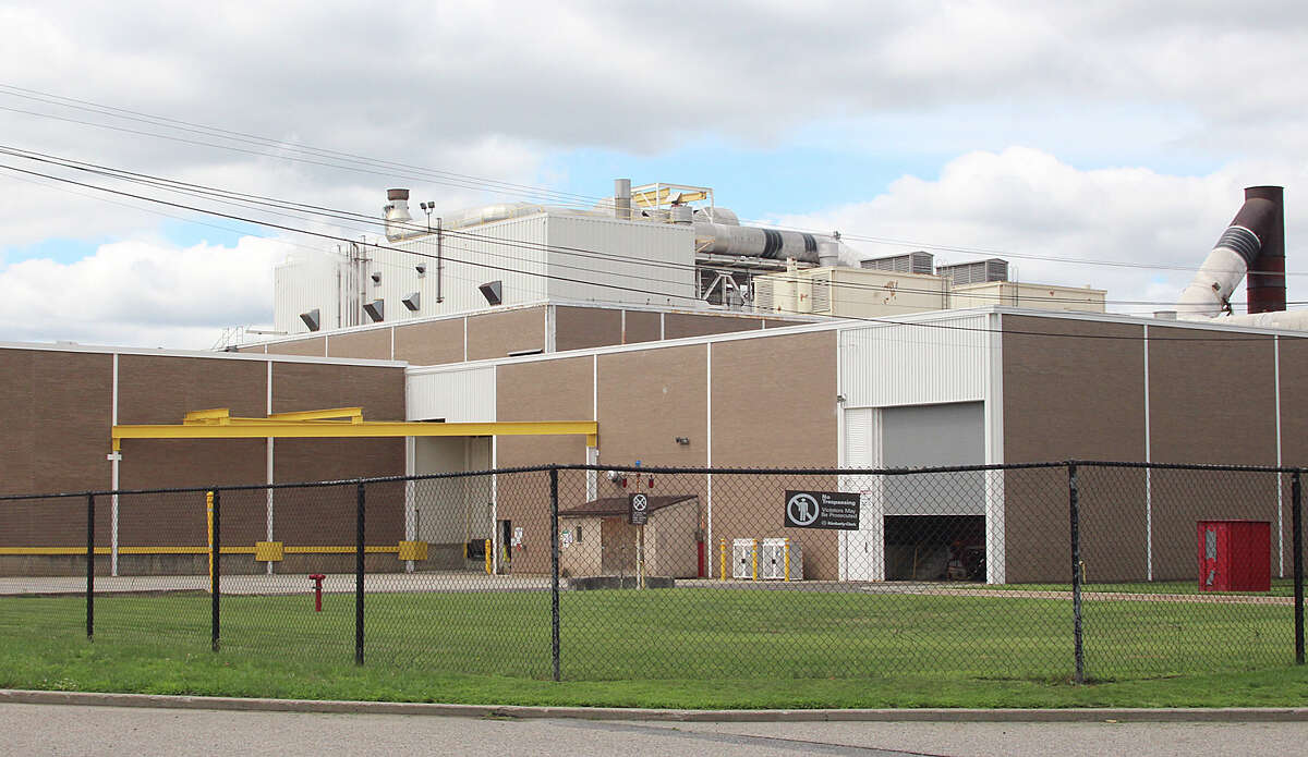 The Kimberly Clark manufacturing facility in New Milford, Conn., July 11, 2016.