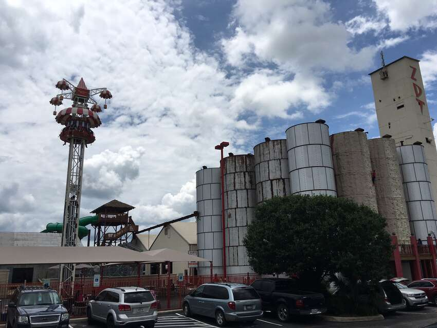 3. Get your thrills at ZDT amusement park in Seguin. The park has made recent headlines for its unique Switchback roller coaster -- a 1,900-foot-long shuttle coaster with a wooden track. It even got them a spot of the Travel Channel's