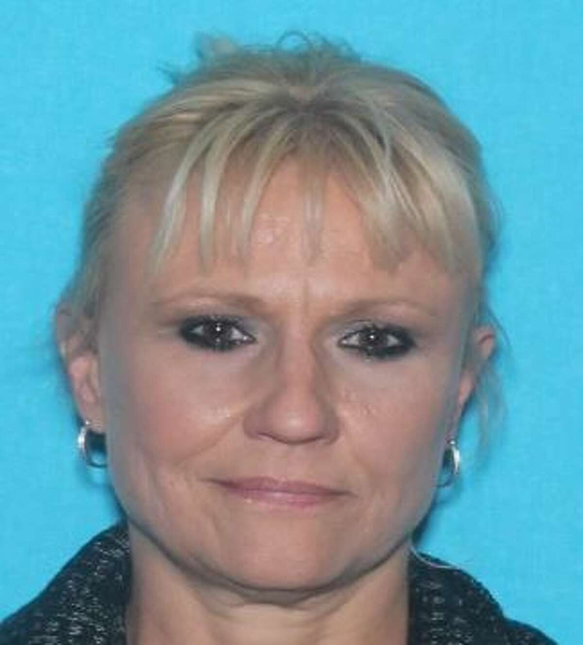 Paula Akridge, of Conroe, is wanted by Montgomery County Crime Stoppers on a charge of theft of a firearm.