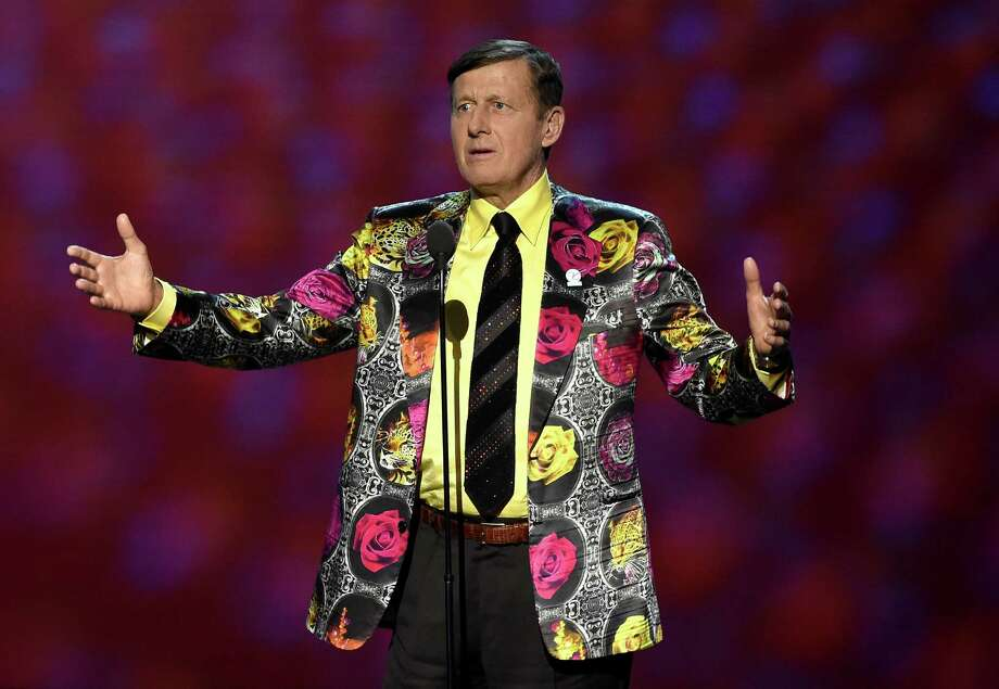LOS ANGELES, CA - JULY 13:  Honoree Craig Sager accepts the Jimmy V Award for Perserverance onstage during the 2016 ESPYS at Microsoft Theater on July 13, 2016 in Los Angeles, California. Photo: Kevin Winter, Getty Images / 2016 Getty Images