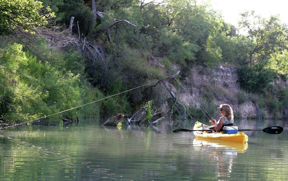 With river flows expected to be average or above average, this summer should be a good one for anglers looking to take advantage of the state's abundance and diversity of first-rate paddling/fishing opportunities. Photo: Shannon Tompkins /Houston Chronicle