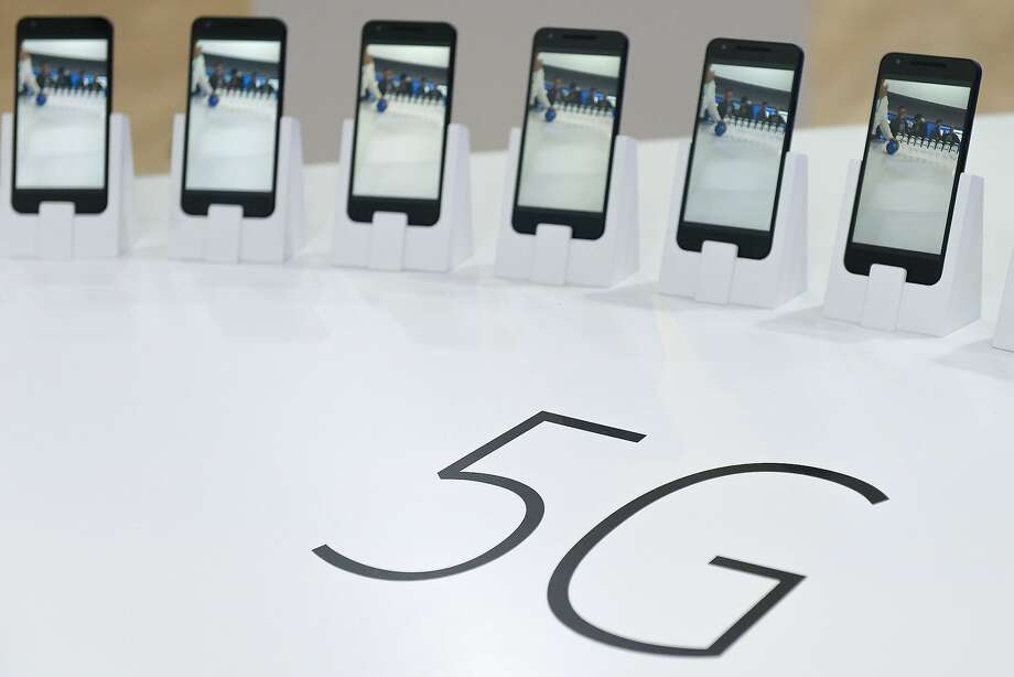 The FCC took a major step toward boosting wireless speeds 10-fold by voting unanimously to open little used airwaves to purposes as varied as remote surgery, lightning-fast video downloads and factory robotics. The network that will flow over the frequencies in the next few years will be known as 5G, or fifth generation. Photo: JOSEP LAGO, Getty Images