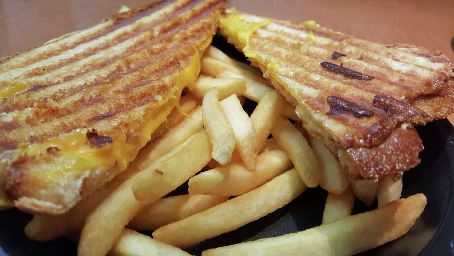 I devoured an awesome grilled cheese panini sandwich at Pizza Sam's the other day (I know, a pizza place, right?), but first, let me tell you how I feel about grilled cheese sandwiches. Photo by Matthew Woods