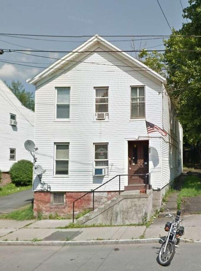 304 Eighth St., Troy, $10,000 (Google Maps) Photo: Hornbeck, Leigh