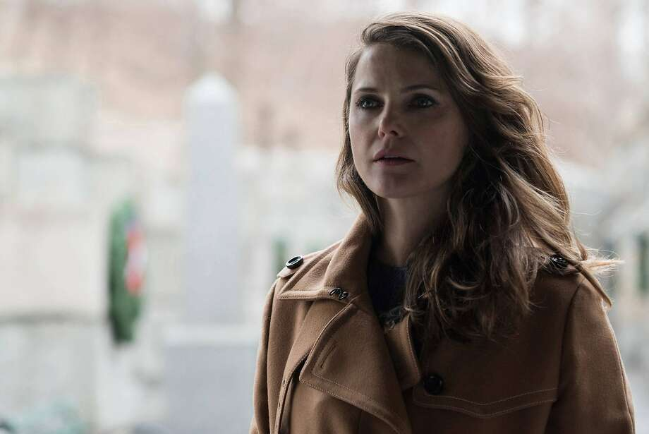 "Keri Russell is nominated for best actress in a drama series in ""The Americans."" Photo: Ali Goldstein, Associated Press"