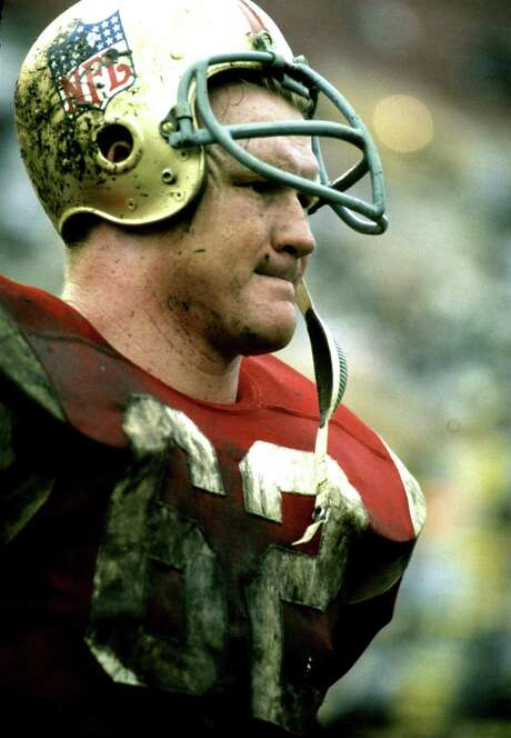 Atlanta Falcons linebacker Tommy Nobis during a 1967 Pro Bowl game where the East beat the West 20-10 on January 22, 1967 at the Los Angeles Memorial Coliseum in Los Angeles, California. 1967 NFL Pro Bowl East vs West - January 22, 1967 (AP Photo/NFL Photos) Photo: NFL, CTR / ASSOCIATED PRESS / AP2009