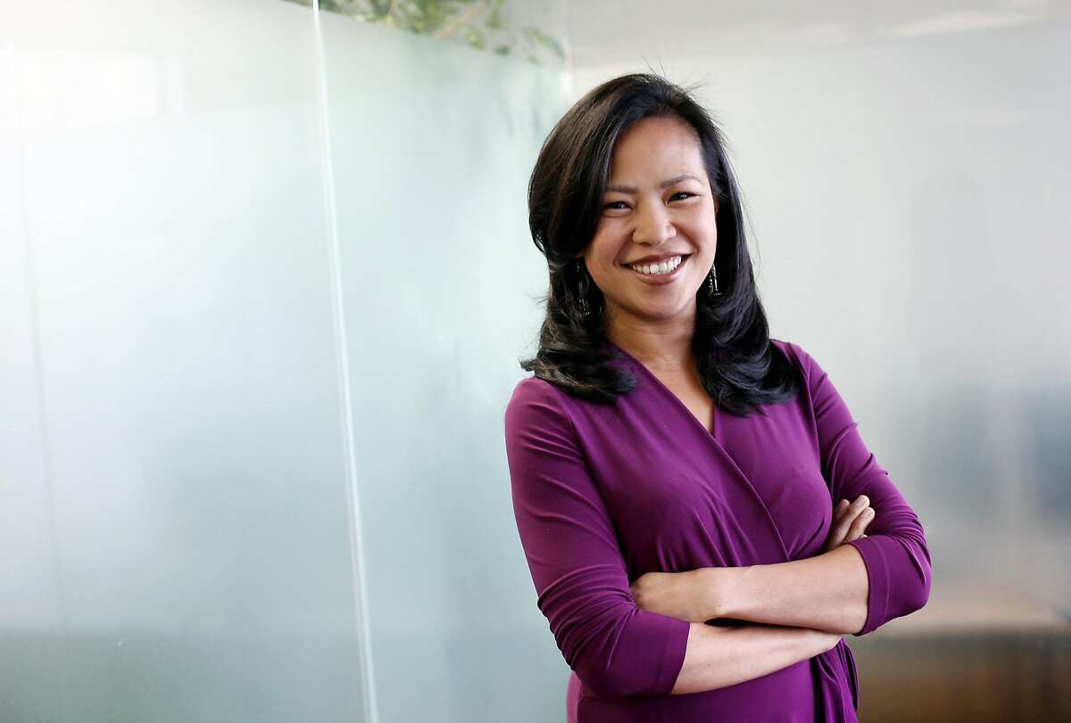 Vien Truong, green assets director for the Greenlining Institute, photographed at their offices in Berkeley, Calif., on Wednesday, November 20, 2013.