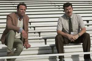 Danny McBride (right) and Walton Goggins play very different high school vice principals who temporarily join forces to attain a common goal in new HBO comedy, 'Vice Principals.'