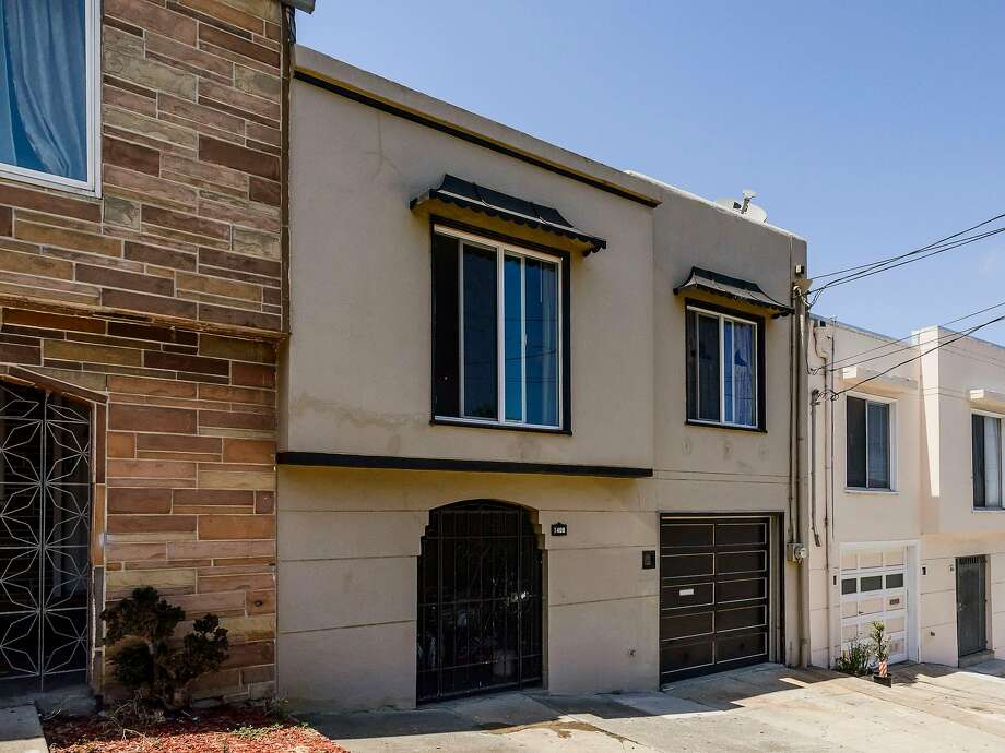 Three Bedroom In San Francisco S Silver Terrace Neighborhood Open Sunday Sfgate
