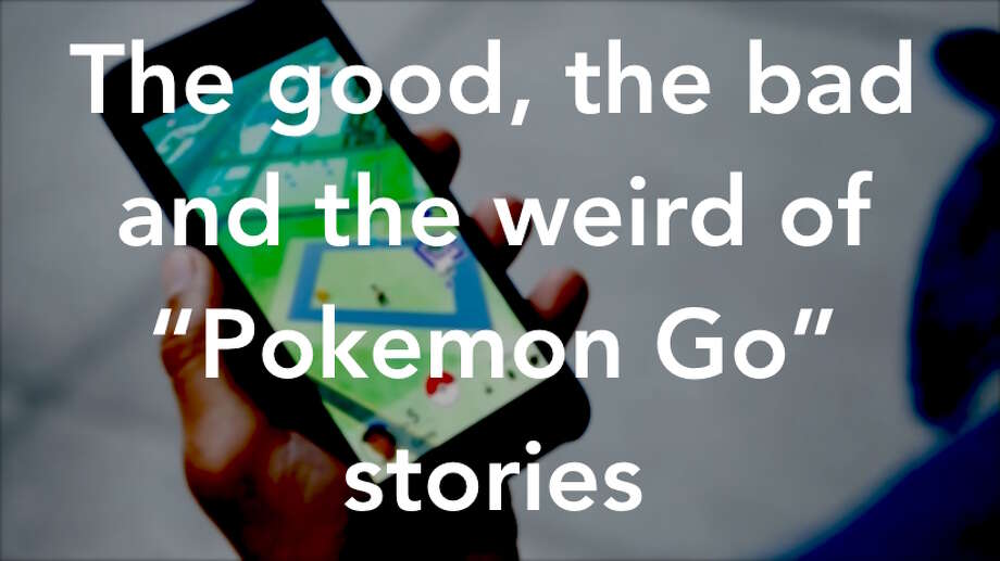 Click through this slideshow to see some of the many unbelievable stories involving Pokemon Go.