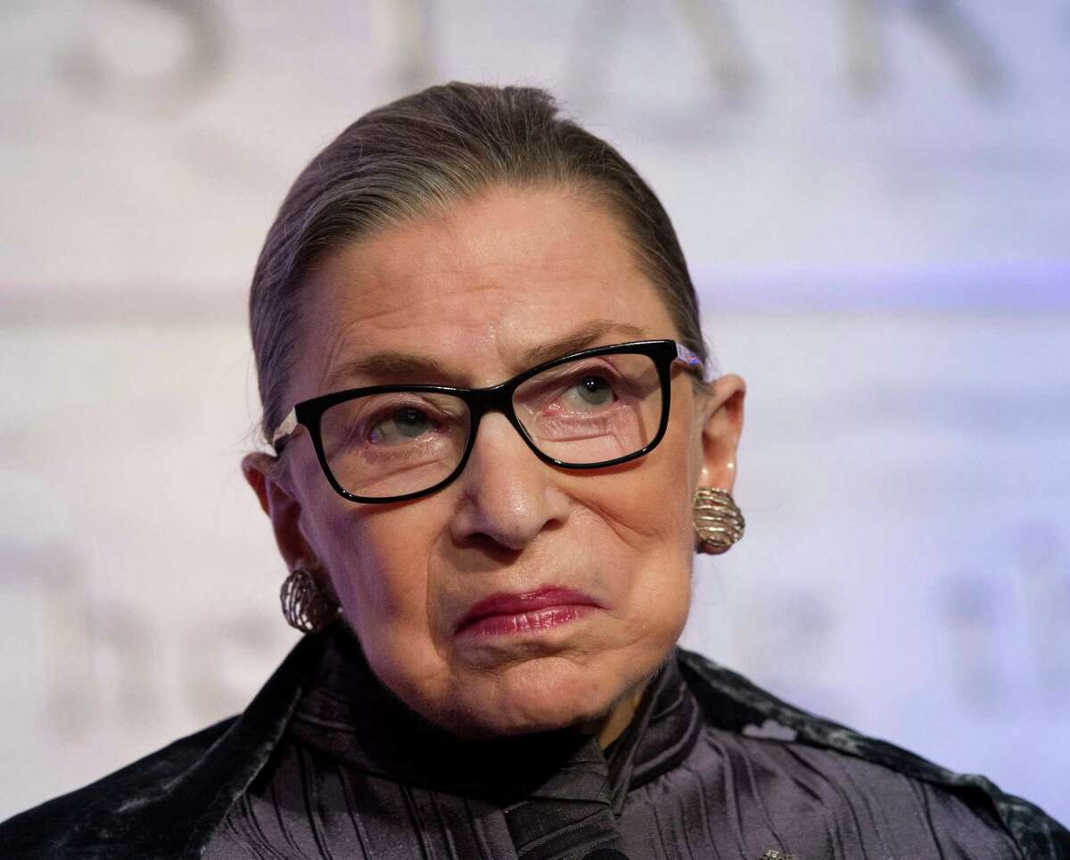 Supreme Court Justice Ruth Bader Ginsburg (AP Photo/Cliff Owen, File)