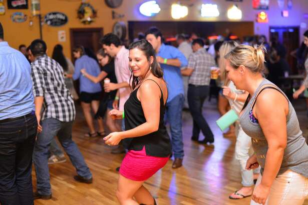 The Well, a classic dance hall near the University of Texas San Antonio, hosted College Night on Thursday, July 14, 2016.
