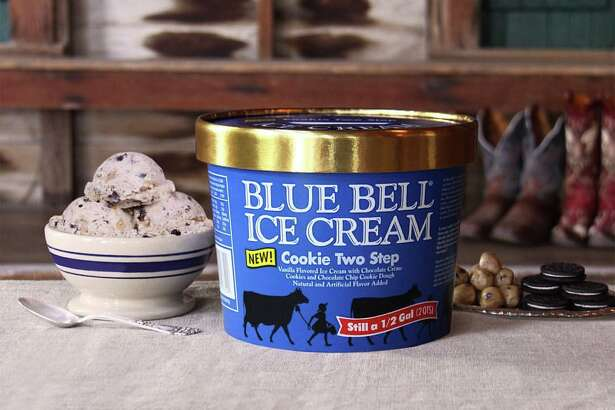 Texas' favorite creamery, Blue Bell has just released a new flavor. The Cookie Two Step will feature the best of both worlds as a mixture of cookie dough and cookies-and-cream. The company has been going strong since it's return. Take a look through the gallery to see how social media celebrated the Blue Bell comeback.   Photo:  Blue Bell Facebook