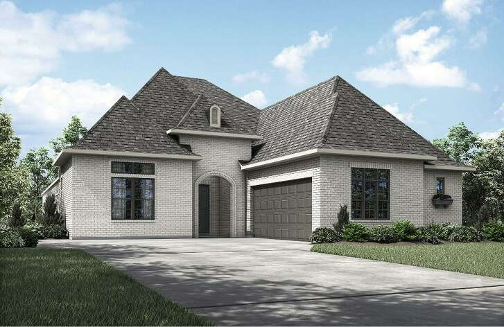 Drees Custom Homes will debut the Kentshire model in Conroe's Grand Central Park community. The builder is offering homes starting at $410,000.