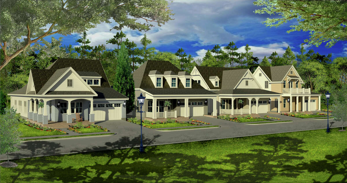 Gracepoint Homes will build Southern-styled homes in Woodforest's new Kingsley neighborhood.