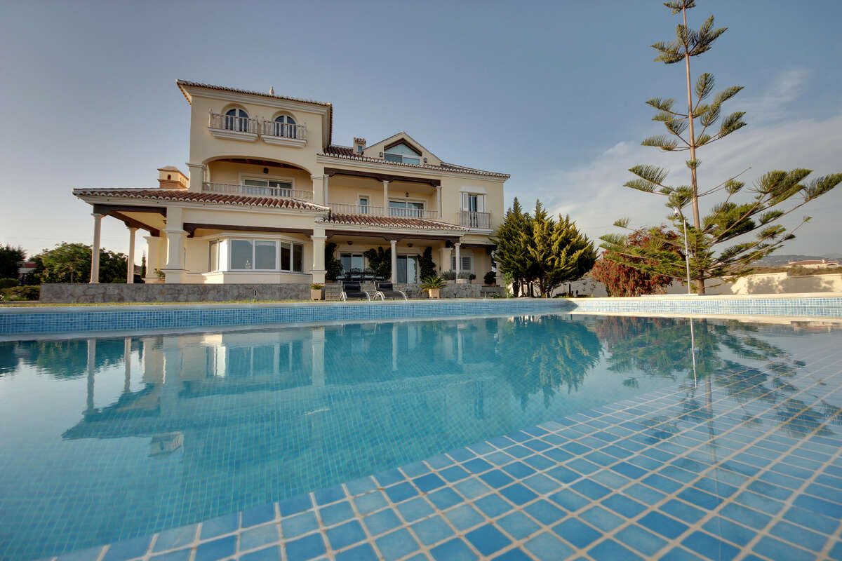 Coastal Village in Malaga, LagosFrom $68 per night Surrounded by an orchard dotted with fruit trees, this lavish villa has bright, spacious rooms and a pool. Guests are awakened each morning to a one-of-a-kind view of the Alboran Sea. Healthy, homemade, Mediterranean lunches and dinners consisting of gazpacho, paella, fish soups can be ordered for a reasonable extra fee.