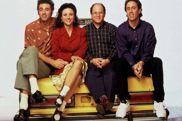 ÒSeinfeld: Season 7Ó (Sony, 24 episodes, four discs, $49.95) has, among others, ÒThe Maestro,Ó ÒThe Sponge,Ó ÒThe Soup NaziÓ and ÒThe InvitationsÓ (that is, the unfortunate stamp-licking end of George's fiancee Susan).(Handout/MCT)