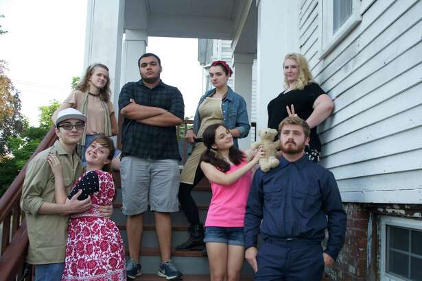 """Winner of three Tony Awards, the musical comedy """"Urinetown"""" will be at the Klein Memorial Auditorium in Bridgeport Friday through Sunday, July 22-24, for four performances. The cast is from In The Spotlight theater."""