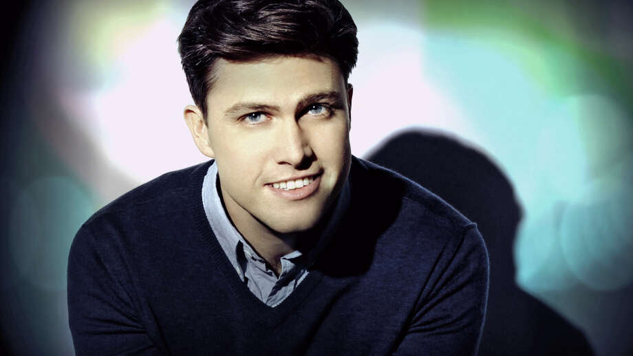 Comedian Colin Jost performs at the Ridgefield Playhouse on Friday, July 22. Photo: NBC /Mary Ellen Matthews / Contributed Photo