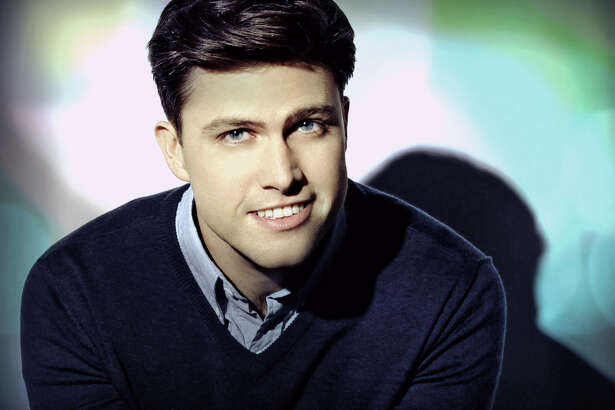 Comedian Colin Jost performs at the Ridgefield Playhouse on Friday, July 22.