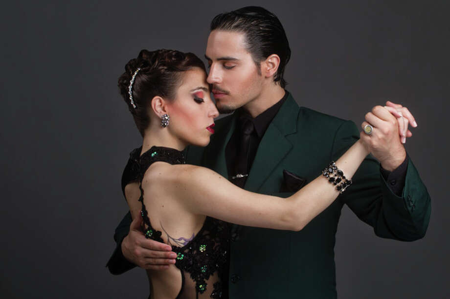Manuela Rossi and Juan Malizia will headline a Tango Passion show Friday, July 29, at the Milford Arts Council. Photo: CT Tango Festival / Contributed Photo