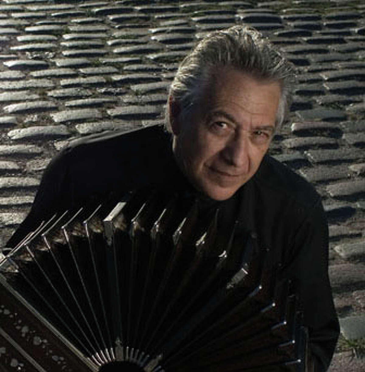 Bandoneonist Raul Jaurena, a Latin Grammy-Award winner, will be featured Friday, July 29, at the Milford Tango Passion show.